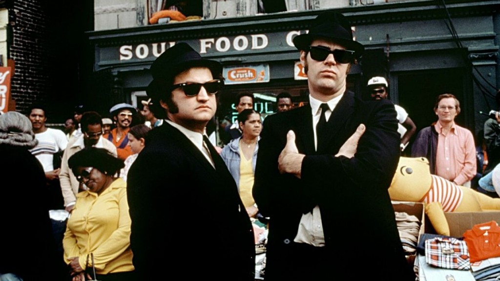 Jake ve Elwood Blues
