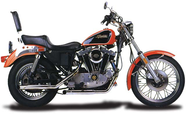 Harley-Davidson 1981 Sportster