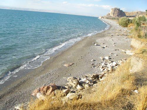 Van Gölü yeşilsu sahili (1)