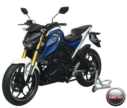 Yamaha MT-15 (M-Slaz) (1)