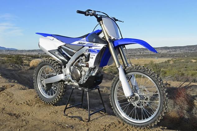 Yamaha YZ450FX (4)