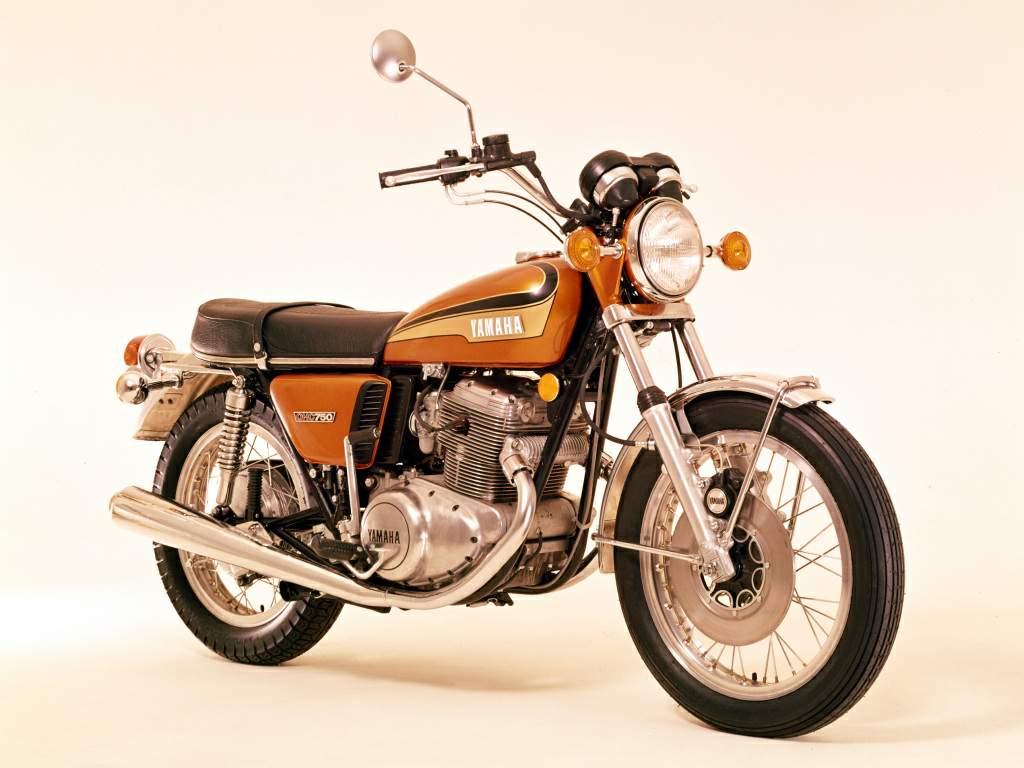 Yamaha tx750 73  2