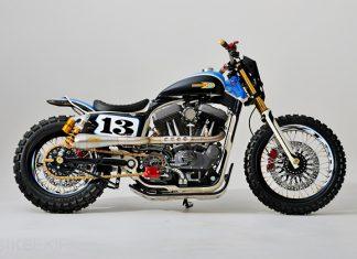 Harley Sportster XLST3