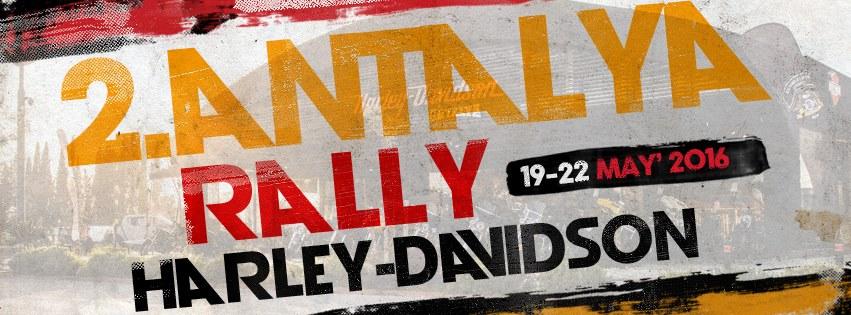 2. Antalya Harley Davidson Rally