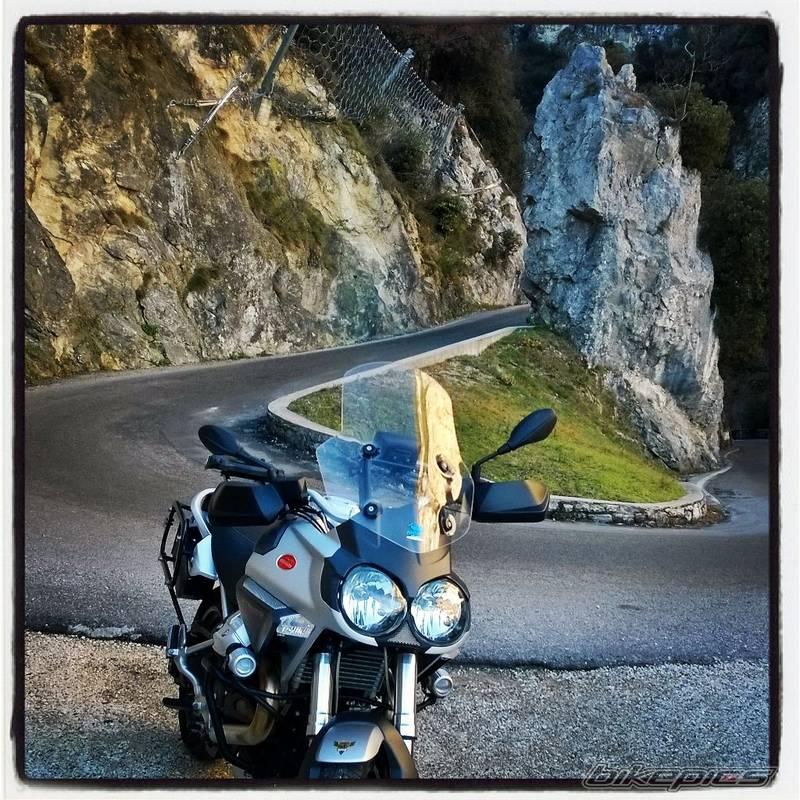 2011 Moto Guzzi Stelvio 1200