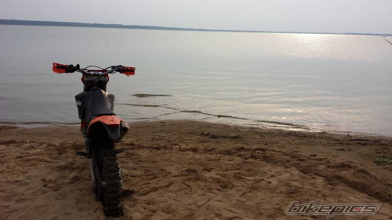 2009 KTM 450 EXC