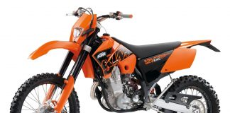 KTM525- EXC-Racing