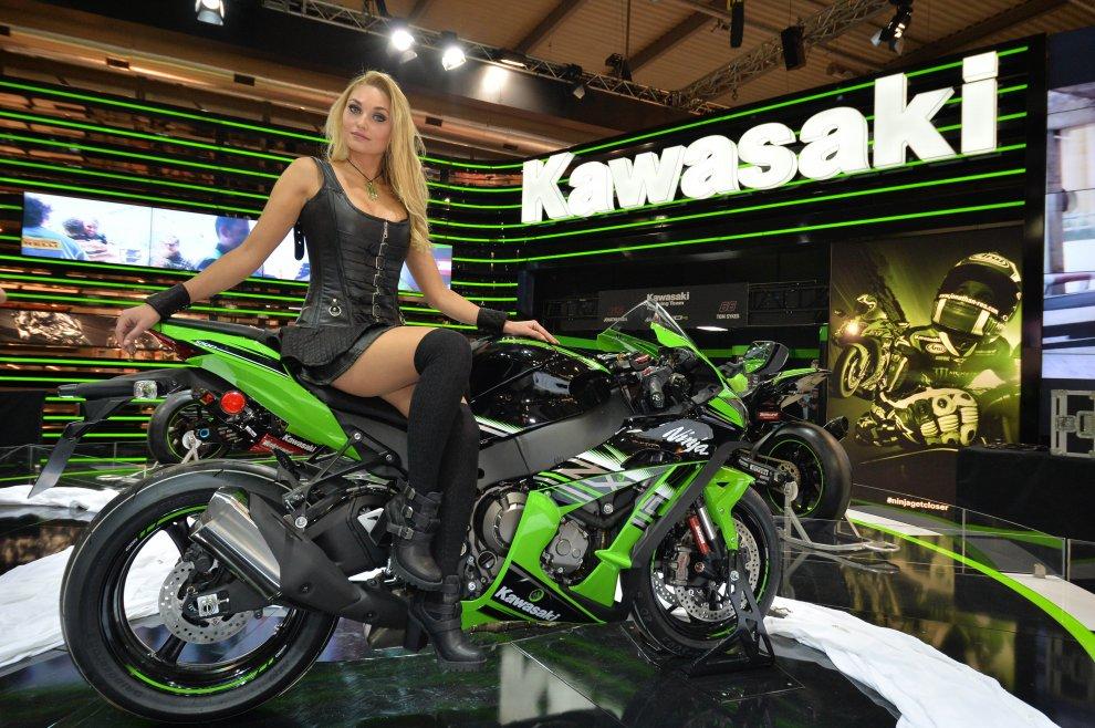 motosiklet fuarı