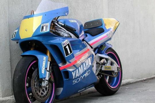 1991 Yamaha YZR 500 Sonauto Gp500  (4)