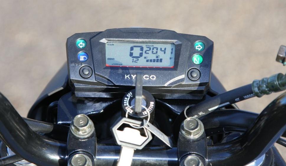 Kymco K-Pipe 125 new
