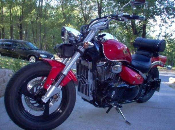 Motosiklet radyatör