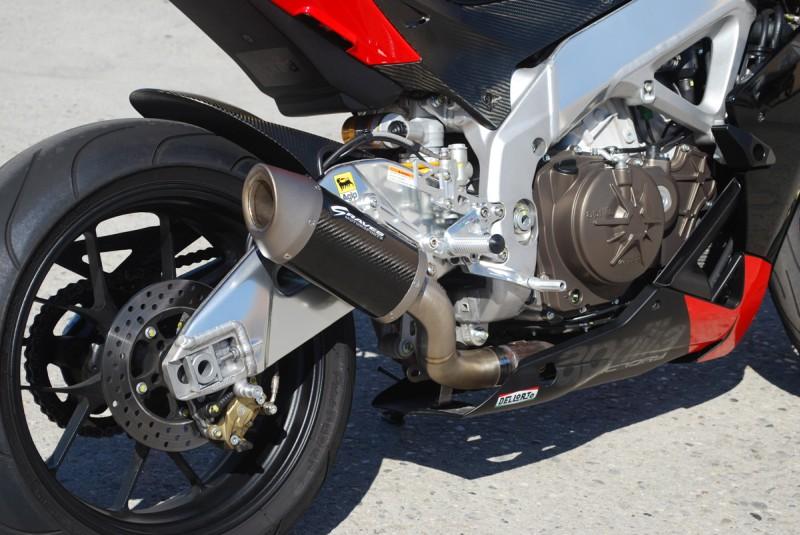 motosiklet egzoz