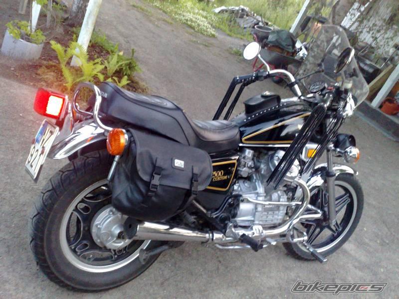 1980 Honda CX500 Custom 2