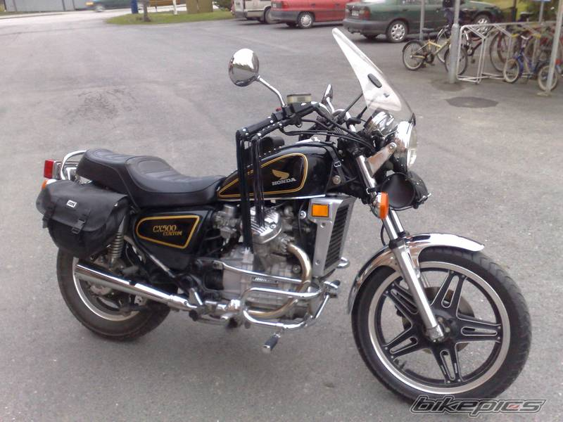 1980 Honda CX500 Custom 4