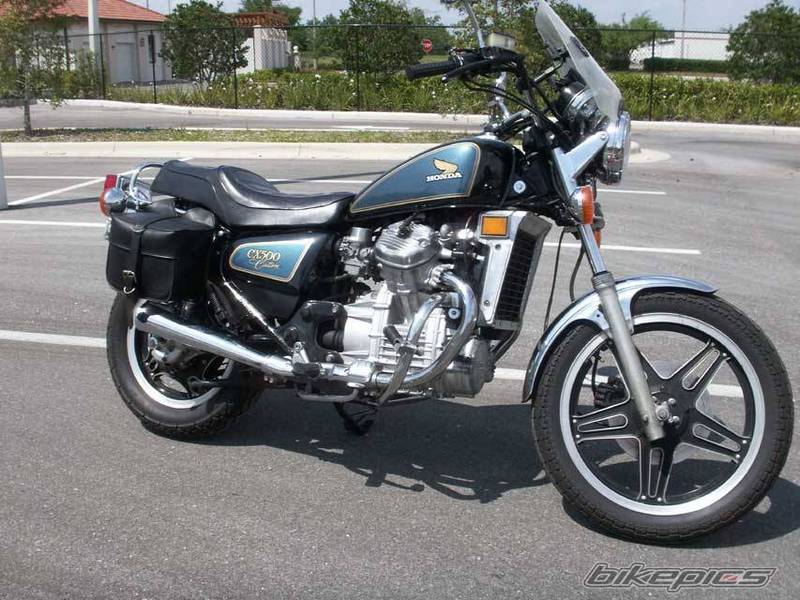 1982 Honda CX500 Custom