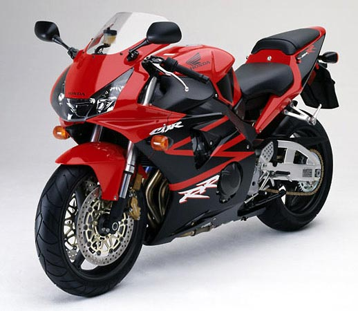 2002 Honda CBR954RRb - Honda CBR 954 RR