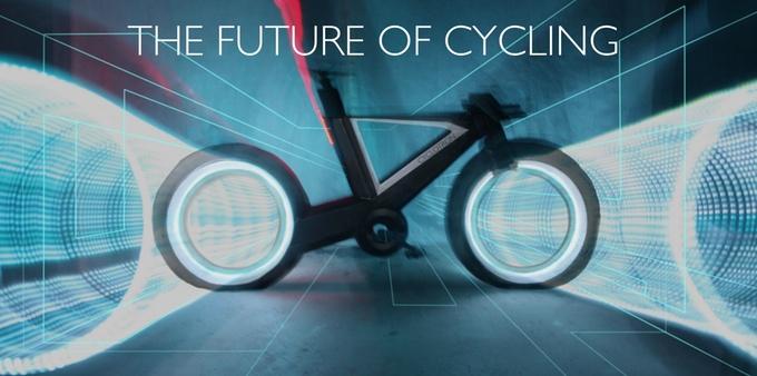 Cyclotron bisiklet 1