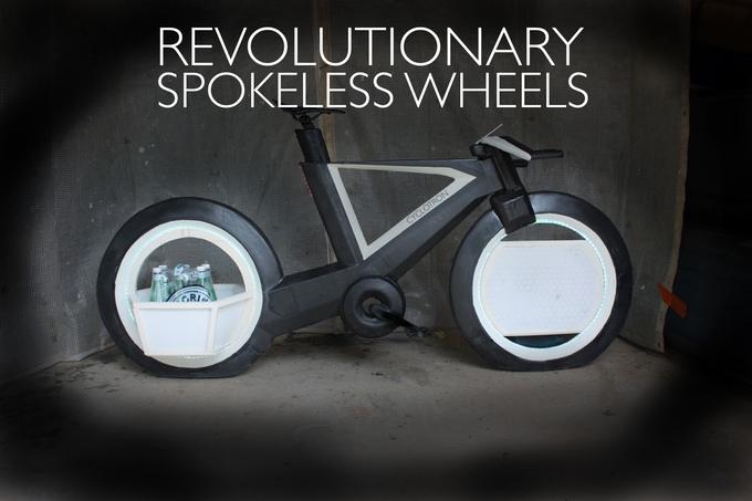 Cyclotron bisiklet 2