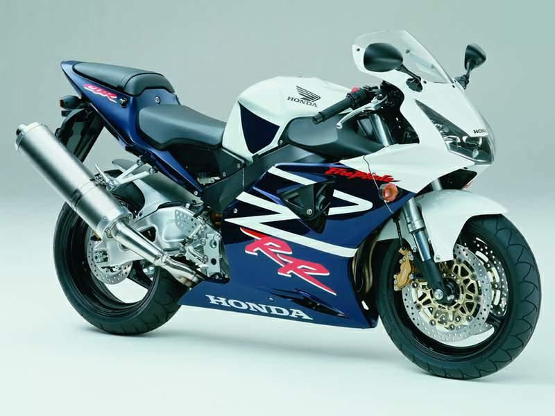 Honda CBR954 3 - Honda CBR 954 RR