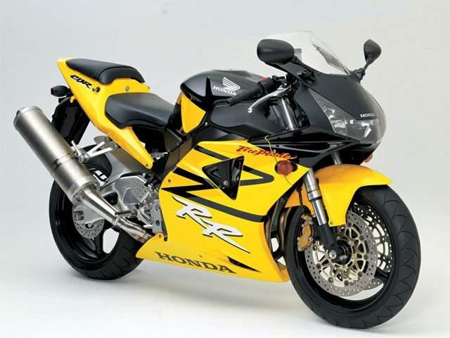 Honda CBR954RR 03 - Honda CBR 954 RR