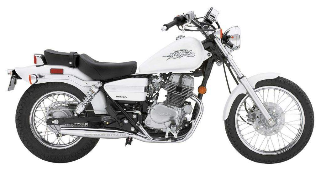 Honda CMX 250 Rebel 05  1