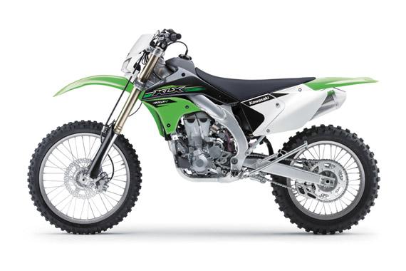 Kawasaki 2009 M/Y Enduro and Quads