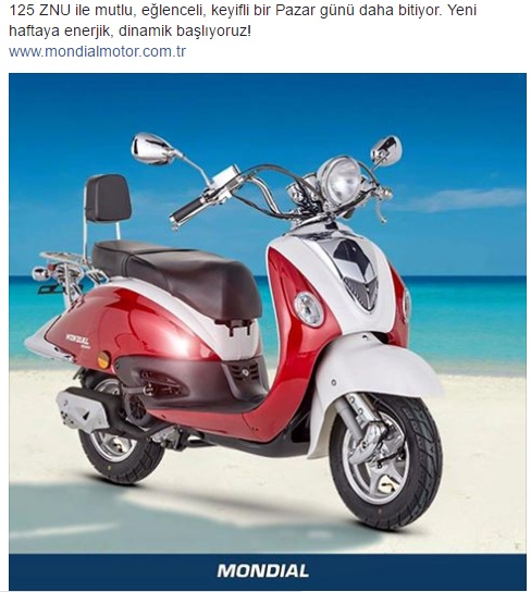mondial motosiklet 1