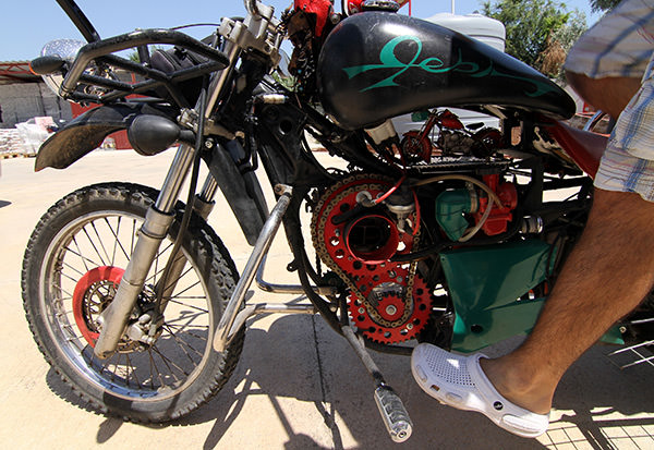 orhan çebi motosiklet
