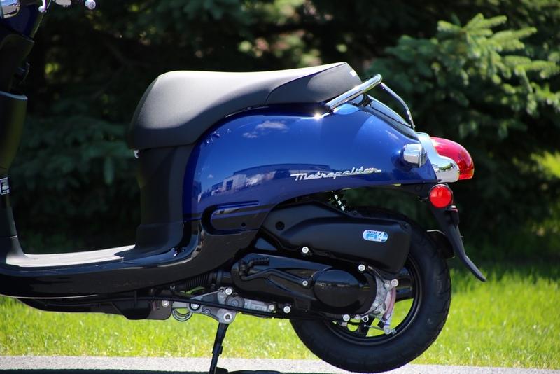 Honda AAF24 Giorno 1,