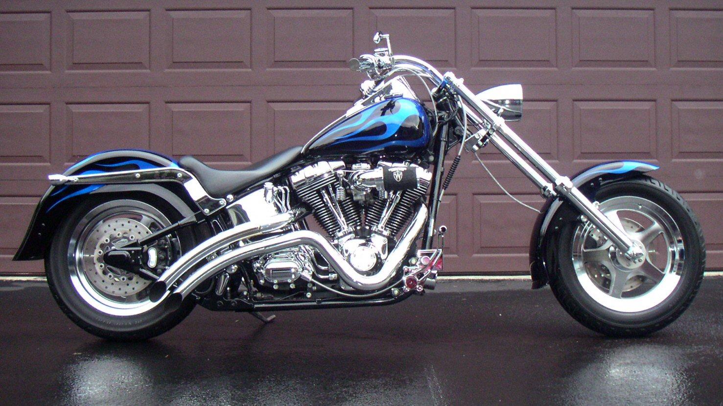 chopper motor tarihi