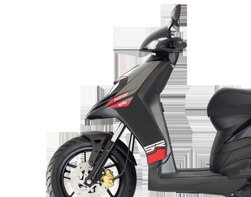 scooter - Aprilia SR 125 görüntülendi