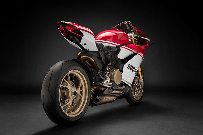 2017 Ducati 1299 Panigale S Anniversario4 small - 2017 Ducati 1299 Panigale