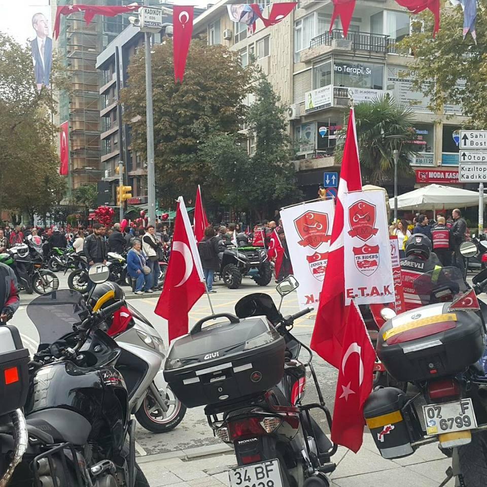 29 ekim cumhuriyet bayramının 94 yılı