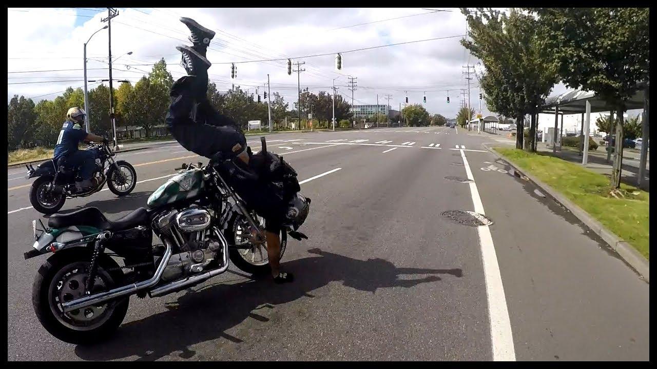 motosiklet anları 7 - Felaketten 1 saniye önce çekilmiş 20 fotoğraf
