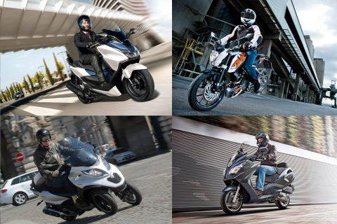 125 cc'ye kadar olan motosikletlerin de B sınıfı ehliyet ile kullanılabilmesi