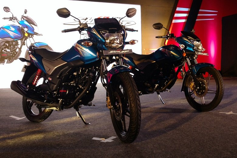 Honda CB Shine Launch - Honda CB 125 Shine SP