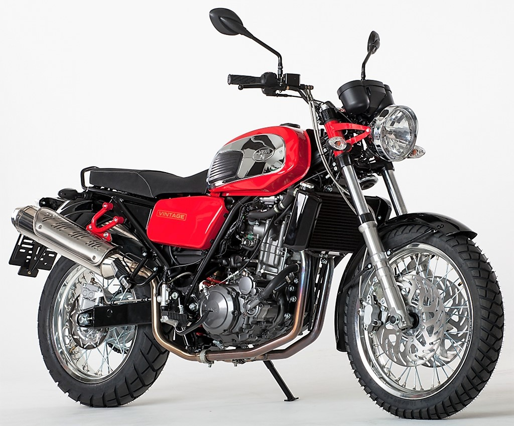 350cc versiyon Jawa