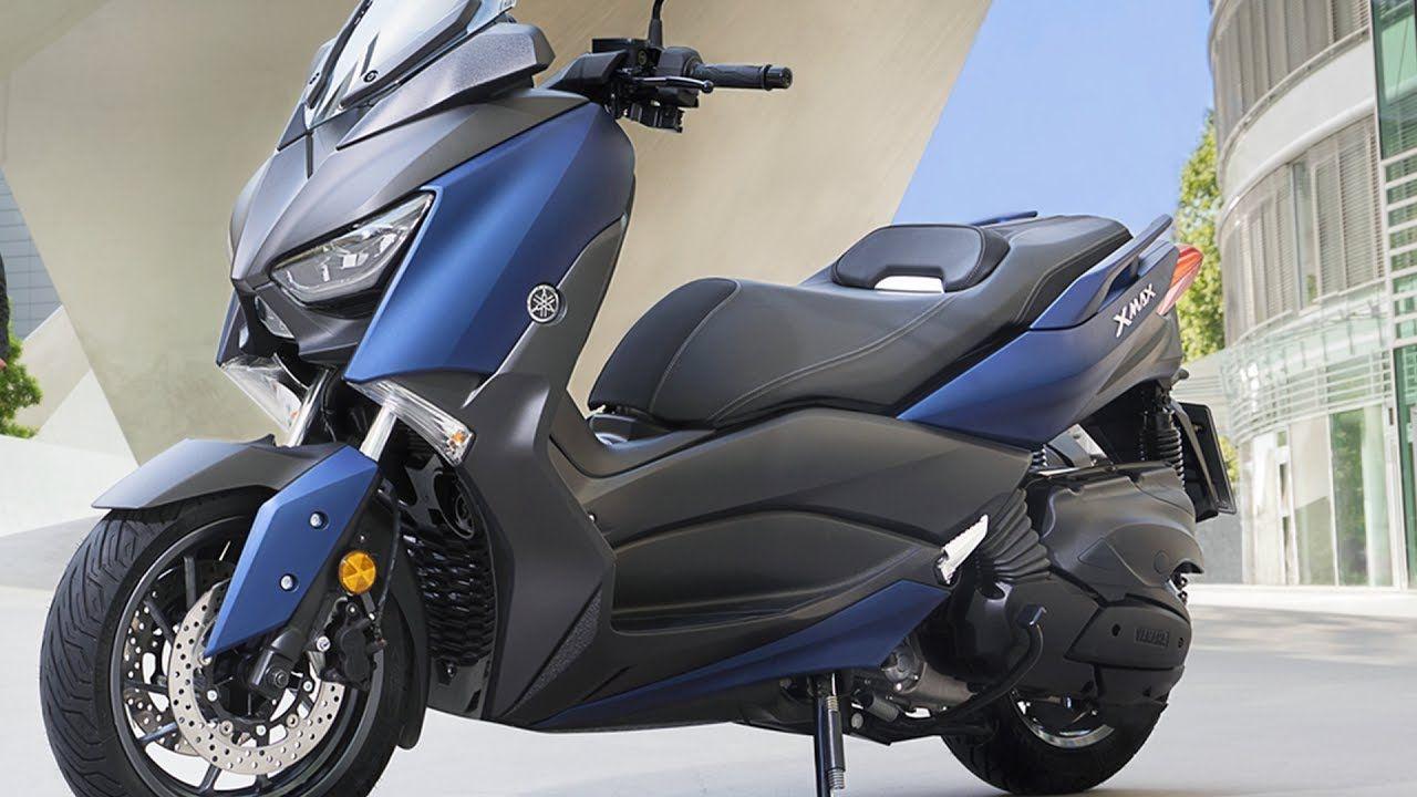 2019 New Yamaha Xmax 300 Iron Max Special Edition