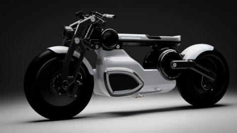 Curtiss Zeus Elektrikli Motosikletlere İki Yeni Versiyon Eklendi