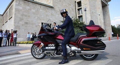 250 cc altı motosikletlerde ÖTV'nin sıfırlanmasında Sofuoğlu dereye girdi