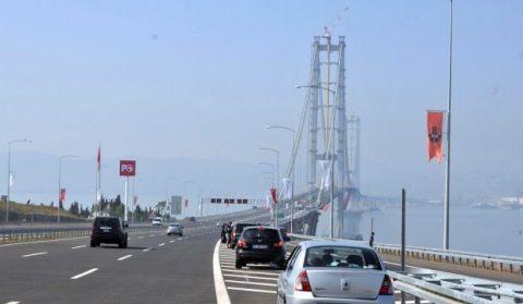 Osmangazi köprüsü geçiş ücretine %44 zam