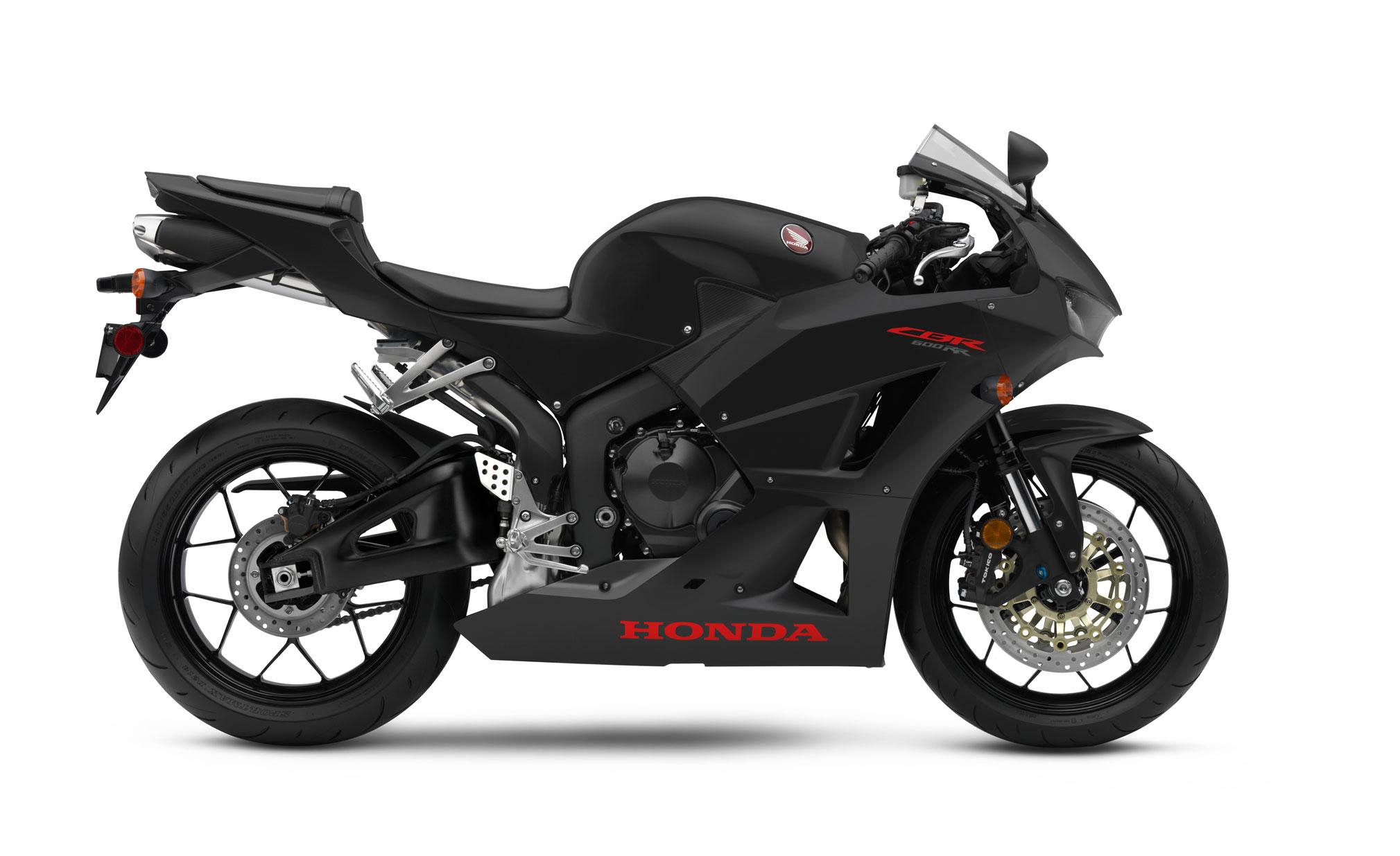 2019 Honda Cbr600rr Motosiklet Sitesi