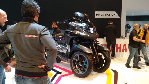 Motobike Expo İstanbul 2019, Yamaha Standı Video
