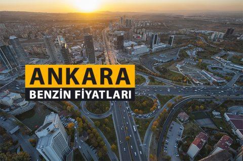 Ankara Benzin Fiyatları - 18 Şubat 2019