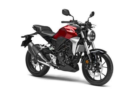 Honda CB300R: Tüm bilmeniz gerekenler