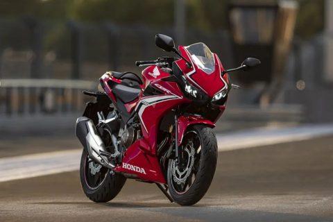 Honda 2019 CBR400R spor motosikletini tanıttı