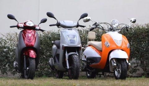 Mondial'in Yeni 50cc Modelleri
