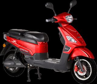 RMG Moto Gusto Strada Motosiklet