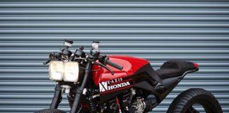 Honda CBX750 от X-AXIS