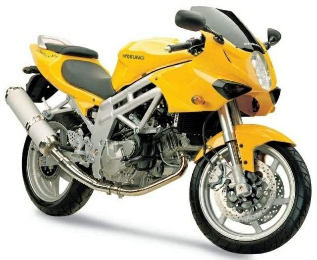 Yamaha FZ-8
